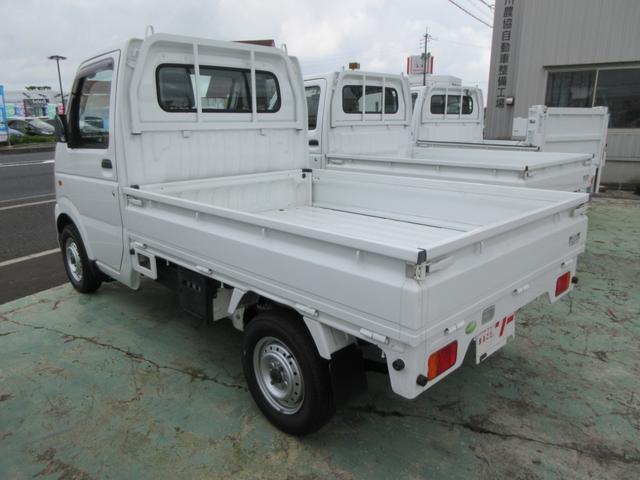KC 4WD 5速MT エアコン パワステ 三方開(6枚目)