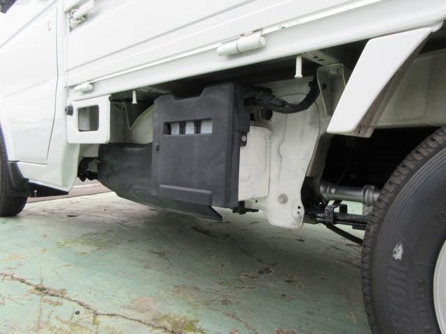 KC 4WD 5速MT エアコン パワステ 三方開(10枚目)