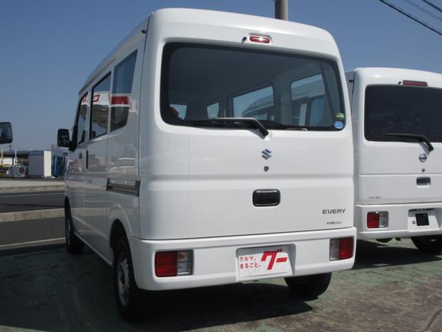 PA ハイルーフ 4WD インパネAT Wエアバッグ エアコン パワステ ABS ラジオ(5枚目)