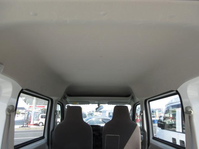 PA ハイルーフ 4WD インパネAT Wエアバッグ エアコン パワステ ABS ラジオ(8枚目)