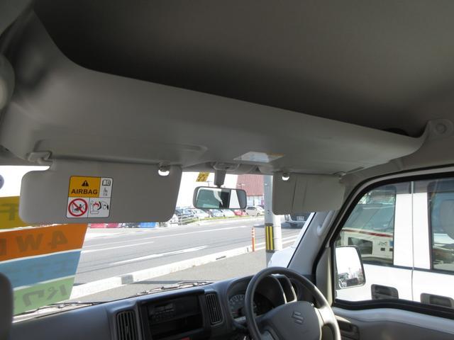 PA ハイルーフ 4WD インパネAT Wエアバッグ エアコン パワステ ABS ラジオ(11枚目)