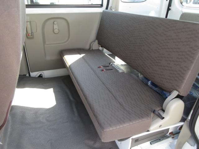 PA ハイルーフ 4WD インパネAT Wエアバッグ エアコン パワステ ABS ラジオ(13枚目)