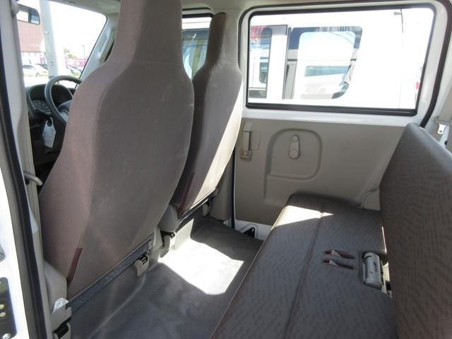 PA ハイルーフ 4WD インパネAT Wエアバッグ エアコン パワステ ABS ラジオ(14枚目)