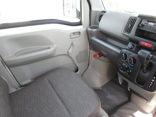 PA ハイルーフ 4WD インパネAT Wエアバッグ エアコン パワステ ABS ラジオ(16枚目)