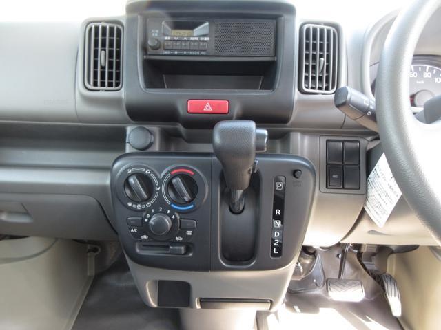 PA ハイルーフ 4WD インパネAT Wエアバッグ エアコン パワステ ABS ラジオ(18枚目)
