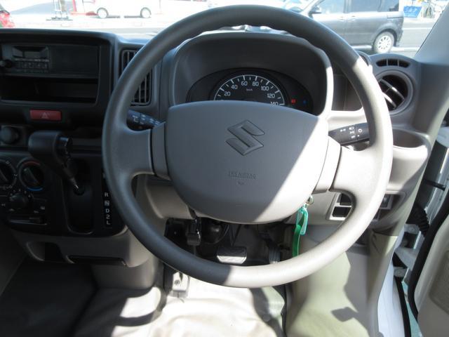 PA ハイルーフ 4WD インパネAT Wエアバッグ エアコン パワステ ABS ラジオ(21枚目)