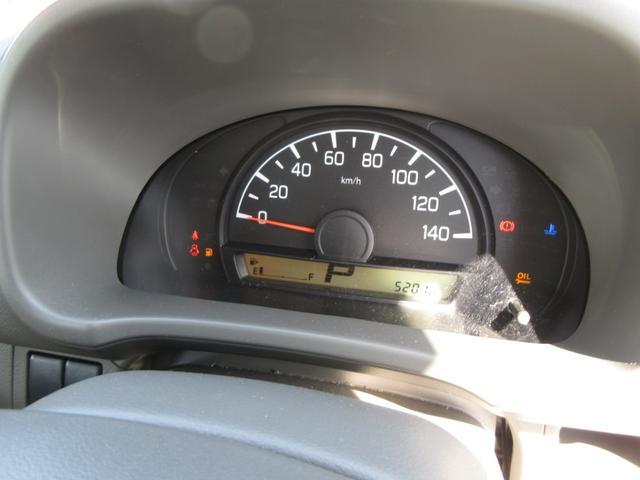 PA ハイルーフ 4WD インパネAT Wエアバッグ エアコン パワステ ABS ラジオ(22枚目)