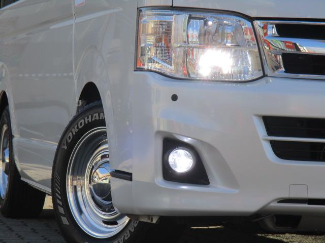 トヨタ ハイエースワゴン GL パワースライドドア 純正ナビ フルセグ
