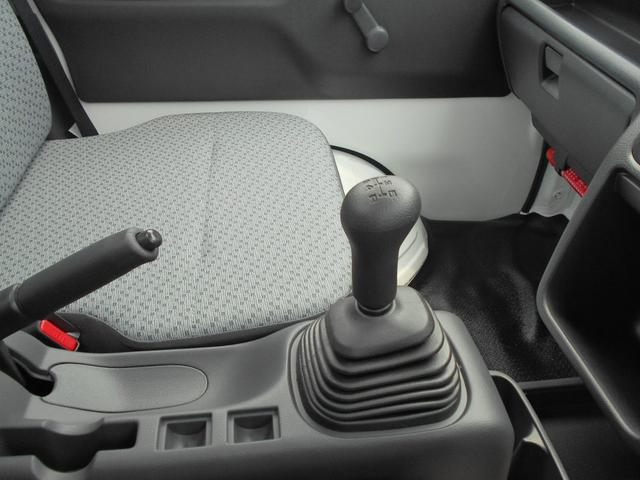 KCエアコン・パワステ5MT届出済未使用車(8枚目)