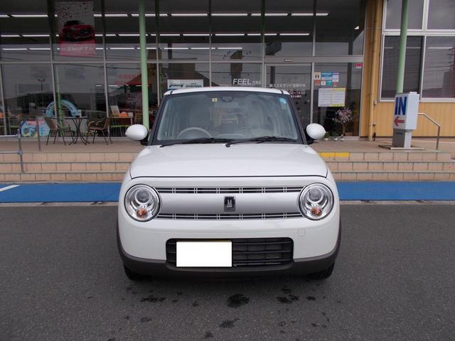 「スズキ」「アルトラパン」「軽自動車」「岡山県」の中古車3