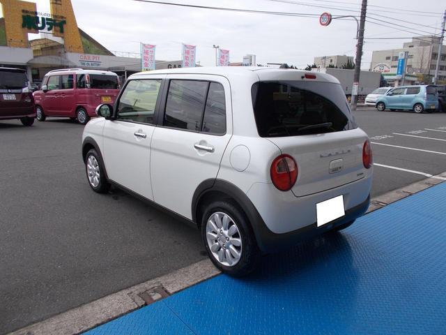 「スズキ」「アルトラパン」「軽自動車」「岡山県」の中古車5