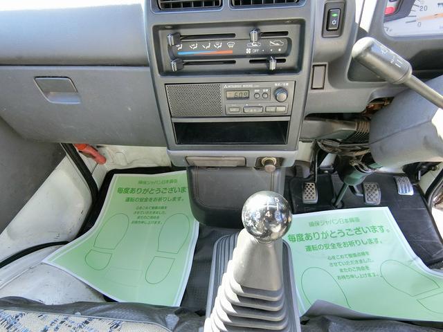 三菱 ミニキャブトラック VXエアコンパワステ ベルト交換済