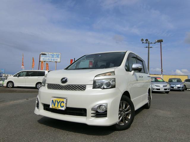「トヨタ」「ヴォクシー」「ミニバン・ワンボックス」「岡山県」の中古車24