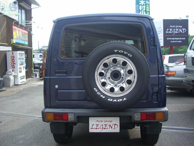 スズキ ジムニー JA12 XB