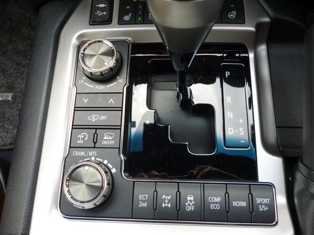 トヨタ ランドクルーザー ZX 茶革 SR モデリスタエアロ スポーツマフラー
