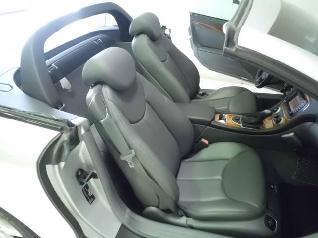 メルセデス・ベンツ M・ベンツ SL500 オープンカー 黒革シート ETC