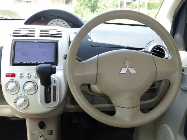 三菱 eKワゴン MX 地デジ対応ナビ ETC キーレス 1年保証