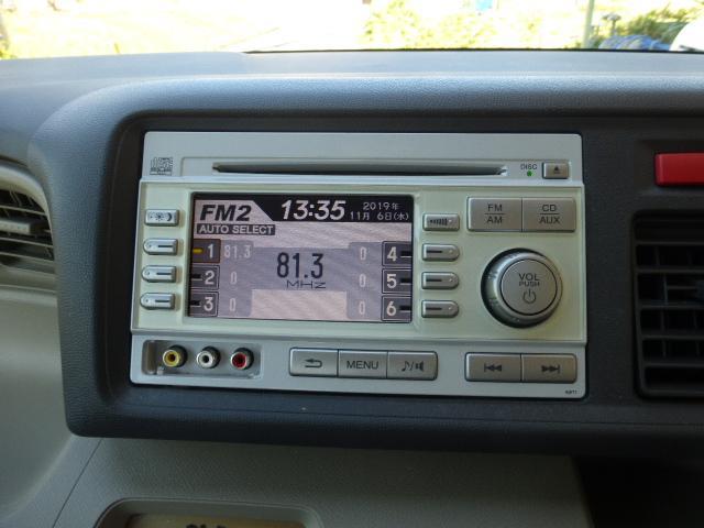 パステル CD バックカメラ スマートキー 4AT 盗難防止(5枚目)