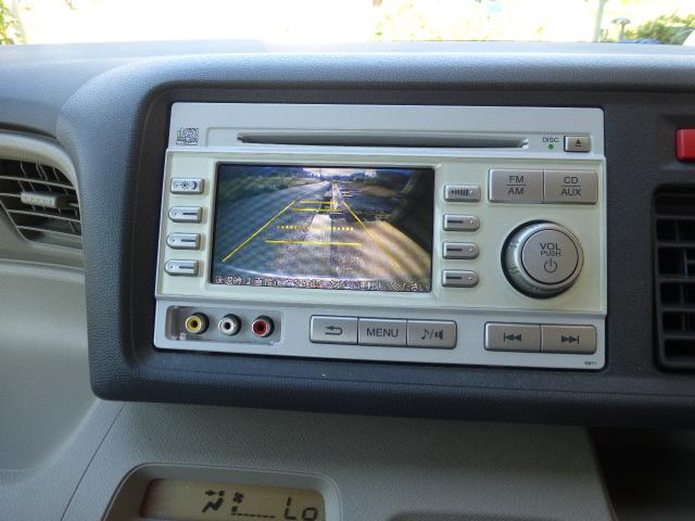 パステル CD バックカメラ スマートキー 4AT 盗難防止(6枚目)