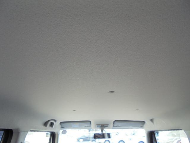 天井もきれいです
