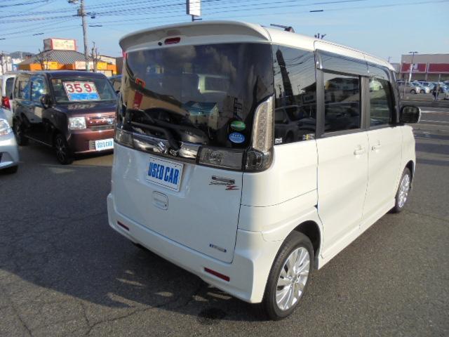 「スズキ」「スペーシアカスタムZ」「コンパクトカー」「岡山県」の中古車6