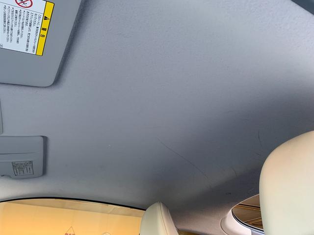 α 外品HDDナビ フルセグTV DVD再生 バックカメラ 本革シート シートヒーター スマートキー ETC オートエアコン オートライト HIDヘッドライト(37枚目)