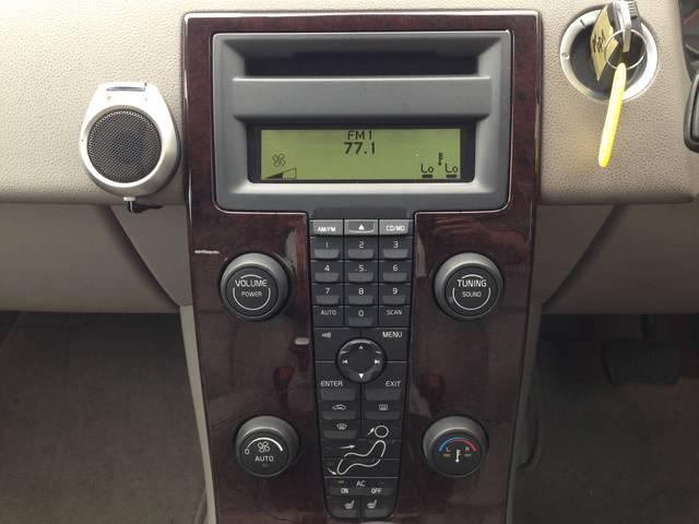 ボルボ ボルボ V50 2.4 ディーラー車 1オーナー ナビ 革シート
