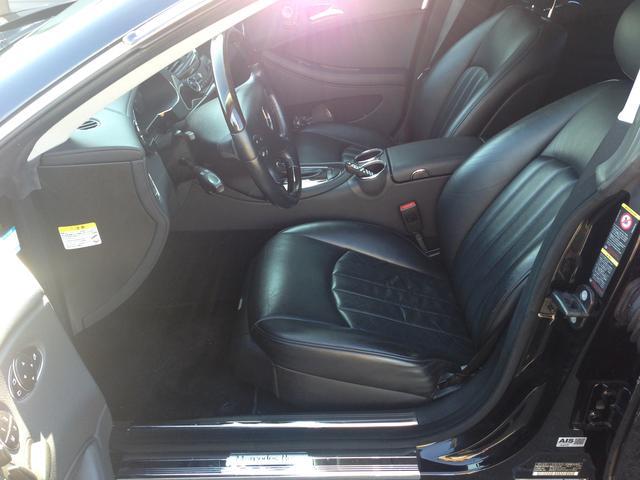 メルセデス・ベンツ M・ベンツ CLS550 D車左ハンドル 中期 フロントエアサス交換済み