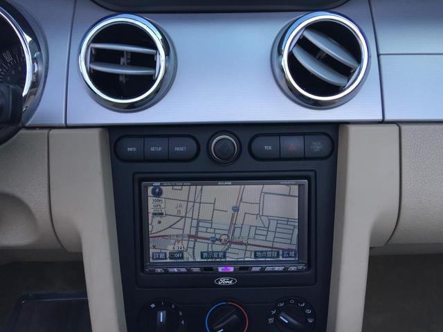 V8 GTコンバーチブル プレミアム D車 HDDナビTV(17枚目)