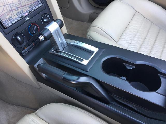V8 GTコンバーチブル プレミアム D車 HDDナビTV(19枚目)