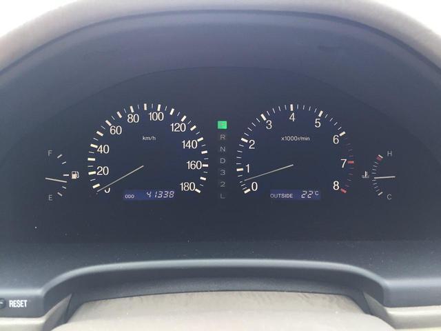 トヨタ プログレ NC250 ウォールナットパッケージ 本革シートヒーター