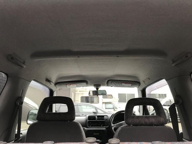 XC キーレス 4WD ターボ ABS PS PW(9枚目)