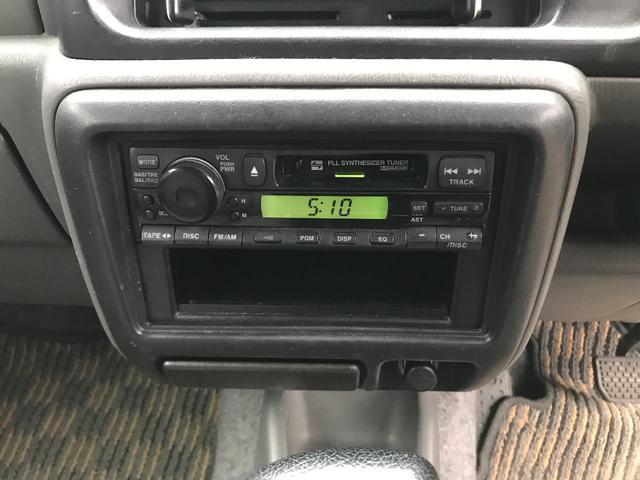 XC キーレス 4WD ターボ ABS PS PW(13枚目)