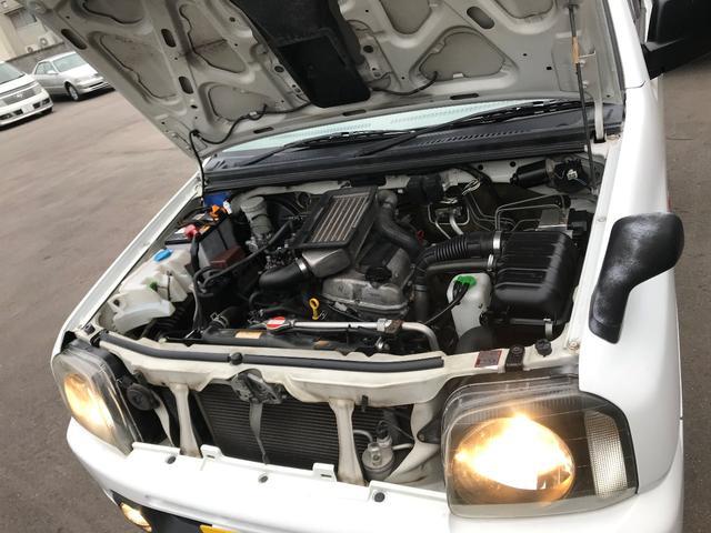 XC キーレス 4WD ターボ ABS PS PW(18枚目)