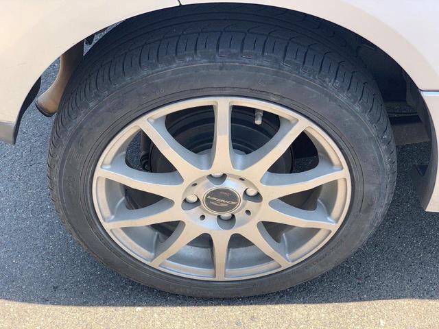 M ターボ 純正CD 社外15インチアルミ ETC ABS スマートキー CD エアバッグ 電動格納ミラー(36枚目)