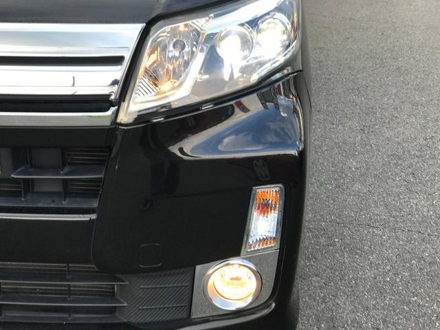 カスタム RS SA 4WD ナビ 衝突被害軽減システム ブラック CVT ターボ AC バックカメラ AW 4名乗り オーディオ付(13枚目)
