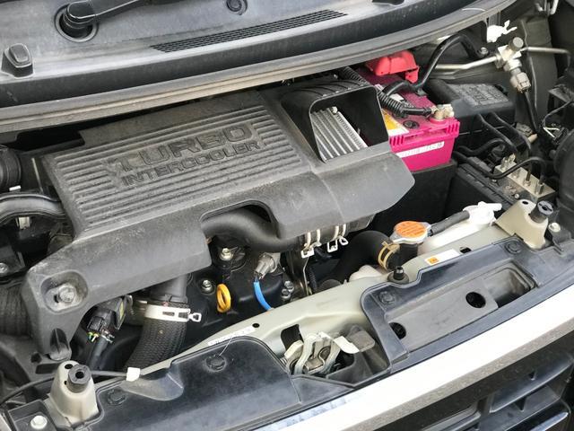 カスタム RS SA 4WD ナビ 衝突被害軽減システム ブラック CVT ターボ AC バックカメラ AW 4名乗り オーディオ付(32枚目)