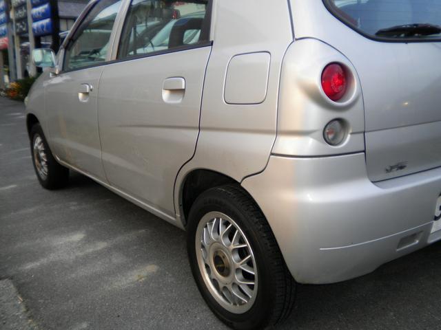 スズキ アルト エポターボ 4WD タイミングベルト交換済 後期使用