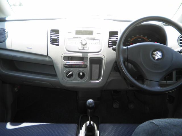 スズキ ワゴンR FX 5速マニュアル ワンオーナー 禁煙車