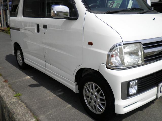 カスタムターボ 4WD キーレス 禁煙車(14枚目)