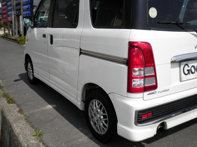 カスタムターボ 4WD キーレス 禁煙車(16枚目)