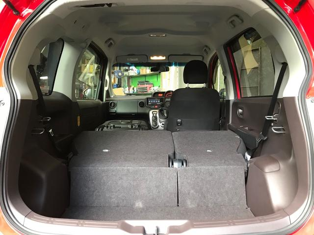 G SD地デジナビ DVD再生 バックカメラ シートヒーター 左側電動スライドドア ETC スマートキー 前後クリアランスソナー HID 16インチアルミ nanoeオートエアコン オートライト(29枚目)