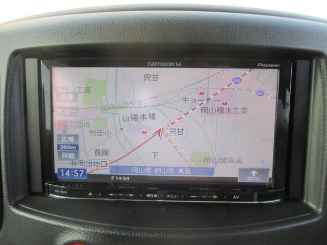 15X 社外メモリーナビ ワンセグTV バックカメラ ETC(5枚目)