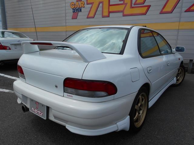WRX STiバージョンIII 5MT 4WD ETC(2枚目)