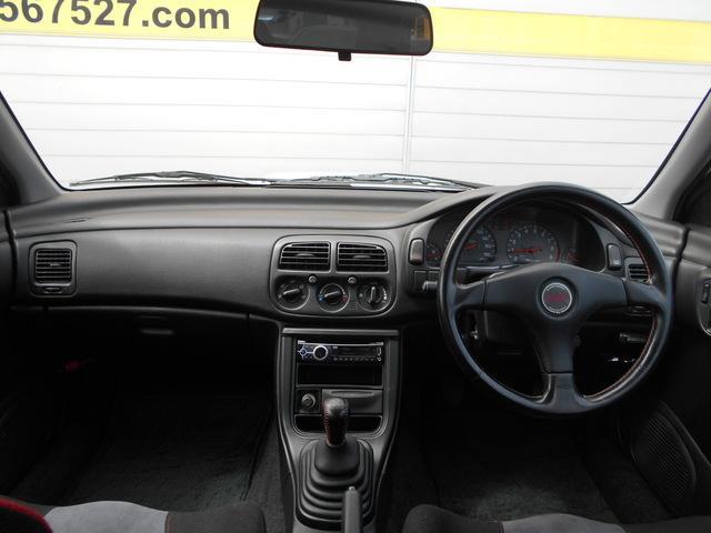 WRX STiバージョンIII 5MT 4WD ETC(3枚目)