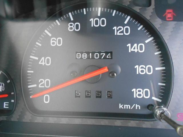 WRX STiバージョンIII 5MT 4WD ETC(5枚目)