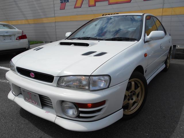 WRX STiバージョンIII 5MT 4WD ETC(14枚目)
