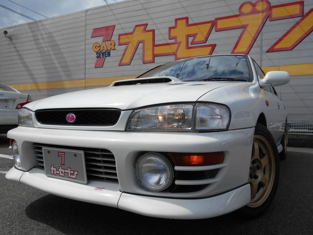 WRX STiバージョンIII 5MT 4WD ETC(16枚目)