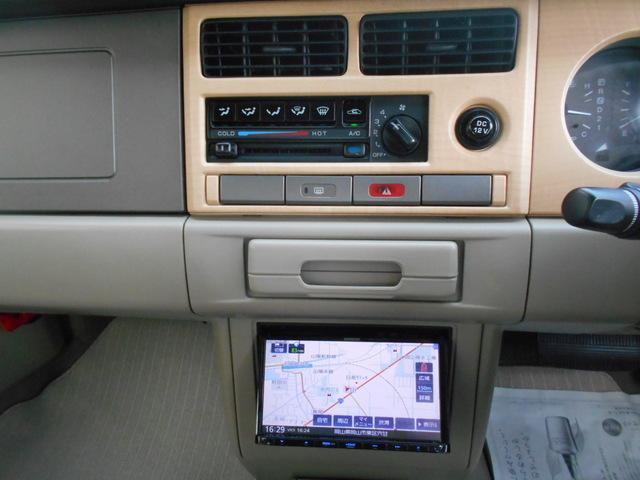 タイプ2 社外地デジメモリーナビ Bluetooth 4WD(6枚目)
