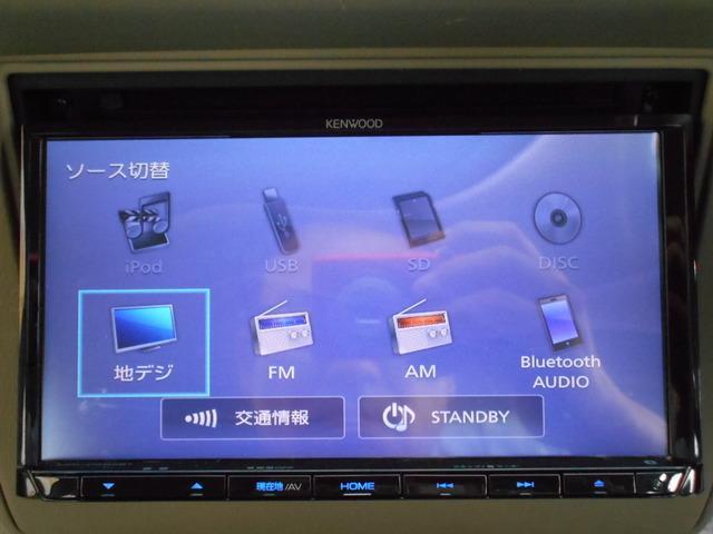タイプ2 社外地デジメモリーナビ Bluetooth 4WD(9枚目)